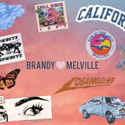 brandymelville stickers featurethis freetoedit