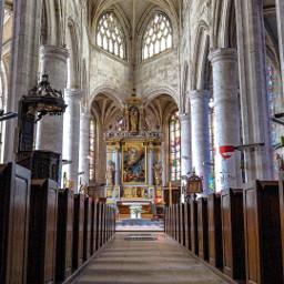 church eglise normandie architecture bench freetoedit