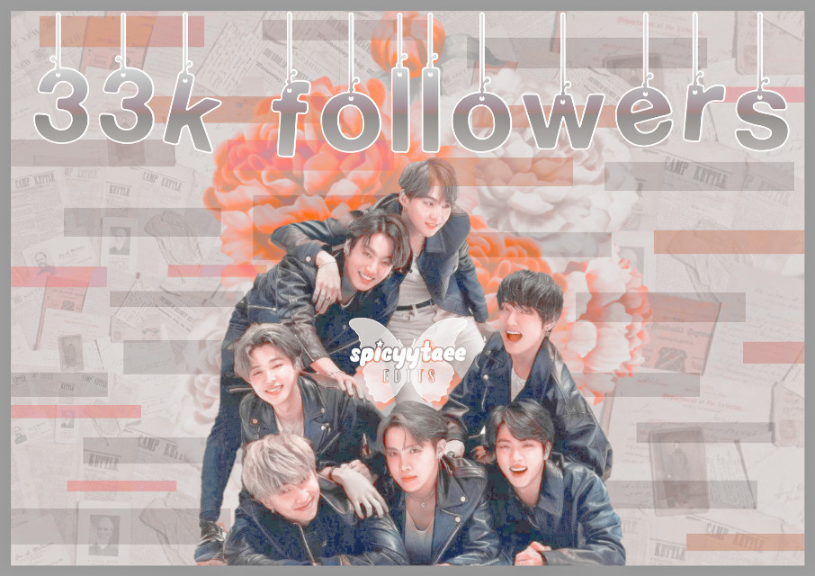 🧚🏻❀༄ [3 3 k f o l l o w e r s]  🧚🏻❀༄ [l a t e T ^ T]    ˗✎*✉️❁༺  Why why WHYYY must i always be so LATEEE😭 sorryyyyy- and thank you guys SO much for 33k- im at 34k now so expect an edit soon ^^  ˗✎*🧸❁༺    ──── ・ 。゚☆: *.☽ .* :☆゚. ────   ↳[i n f o r m a t i o n]✰*.:。✧*  ˗✎*🎐❁༺  ➳ a b o u t   e d i t [⏳] ∾ 00:12:43 [🗓] ∾ march 8 [🕒] ∾ 11:29 [📱] ∾ picsart polarr phonto [👤] ∾ BTS   ˗✎*🍒❁༺  ➳ b e h i n d   s c e n e s [🎼] ∾ on - bts ft sia [💭] ∾ 8/10 [🤍] ∾ mood😳❤️  ˗✎*🧚🏻♀️❁༺  🧚🏻❀༄ Like, share, and follow [@spicyytaee] (me) for more ^^  ˗✎*🥂❁༺  ┍━━━━━━»•»🍨«•«━┑                  deysi signing out..... ┕━»•»🍨«•«━━━━━━┙  ˗✎*🍼🍌❁༺  [🏷] tAgSs #BTS #namjoon #jin #yoongi #hoseok #jimin #taehyung #jungkook #kpop