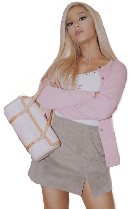༄1  #arianagrande #ari #thankunext #arianator #pink #stickerpack #1 #freetoedit