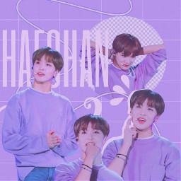 freetoedit haechan haechan_nct aesthetic haechanedit