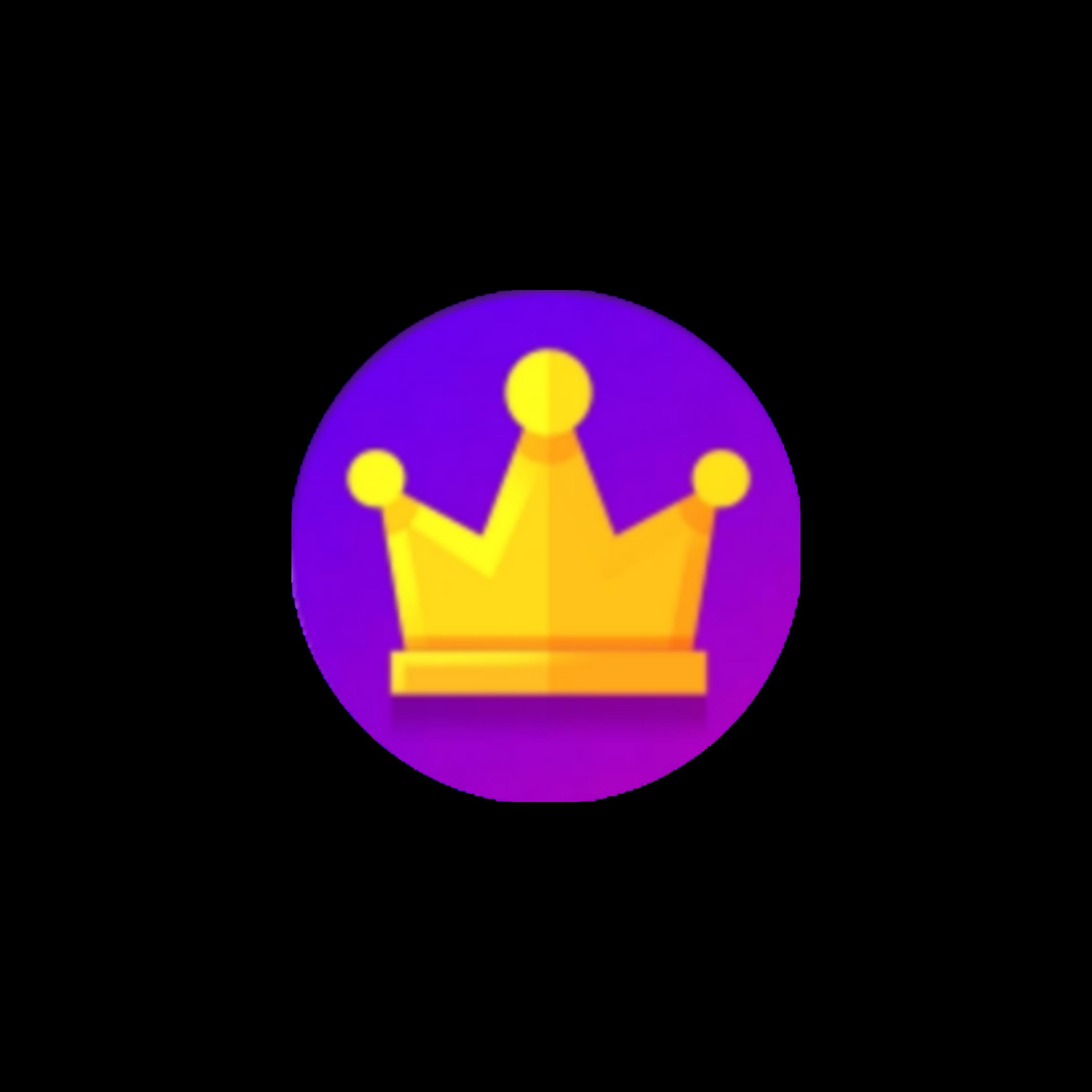 фотки с короной из лайка трехцветный это