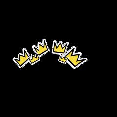 freetoedit crownsticker stickers jugheadjonesedit