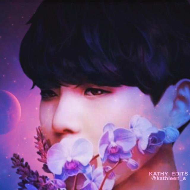 #freetoedit  #BTS #suga #kpopedit  #flower  #manipulation  #cute  #art  #yoongi  #bangtan  #idol  #minyoongi  #edit
