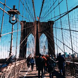 photography brooklynbridge traveling newyork people