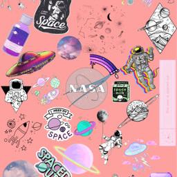 freetoedit wallpaper space spacewallpaper aesthetic