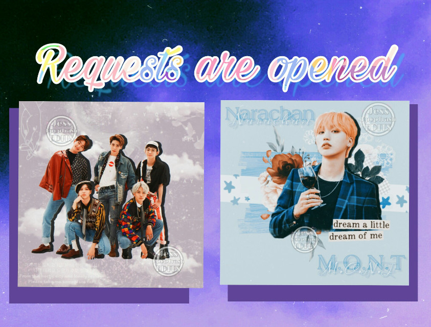 Hi loves uwu 😍💖🌸  ~requests are closed uwu 😍💖🌸  ~ The photos above are just for reflect I'll be doing a simple shadow edit for you uwu hugs (っ⌒‿⌒)っ 🙌💖😍🌸   ♡ comment below the following :-  ● artist name & their group name?🤗💖🌸✨  ●  the the color you want for your background 🙏😍💖🌸  ~ please understand it will takes me a very long time to finish each photo depending on how many people want edits 🙏💖🌸    #kpop #kpopedits #requests #requestsareopen #kpoprequest
