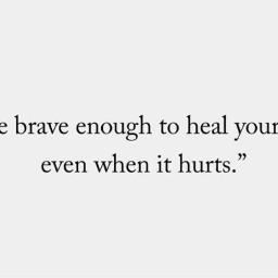 freetoedit true bebrave heal hurts