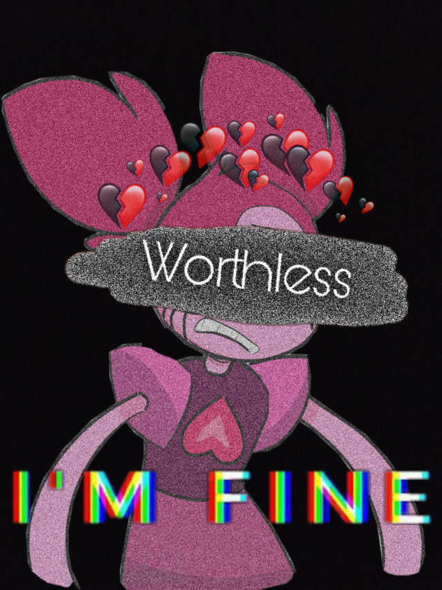 #freetoedit Oof spinel edit for you guys :p