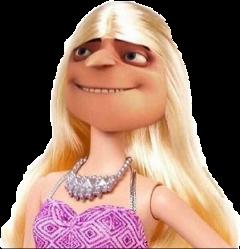 barbiegirl gru despicableme freetoedit