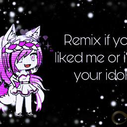freetoedit forall foryou remix