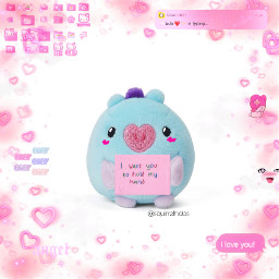 bt21 softcore pinkaesthetic pink softcorememe freetoedit