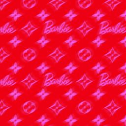 freetoedit wallpaper barbie aestheticedits louisvuitton
