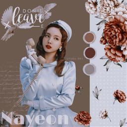 nayeon nayeontwice imnayeon twice nayeonedit