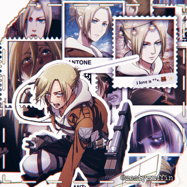 annie leonhart. for @tsun-dokuu  #annie #leonhart #annieleonhart #leonhartannie #aot #snk #attackontitan #shinjekinokyojin #anime #animegirl #animeedit  #freetoedit