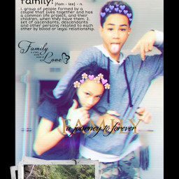 family iloveyou love strongertogether neverapart freetoedit