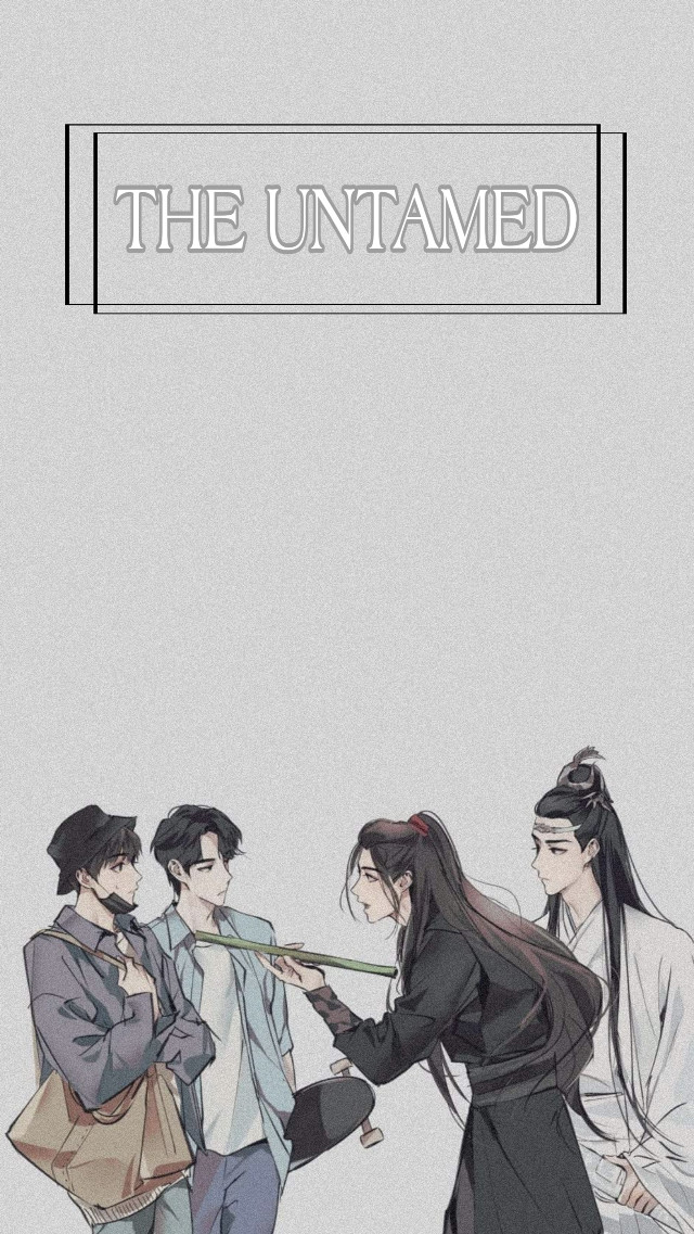 #TheUntamed #Yizhan #Fondo #WangYibo #XiaoZhan #LangWangYi #WeiWuXian #LanZhan #WeiYing
