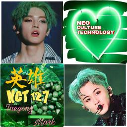 freetoedit nct nct127 marklee leetaeyong ccgreenaesthetic greenaesthetic createfromhome stayinspired