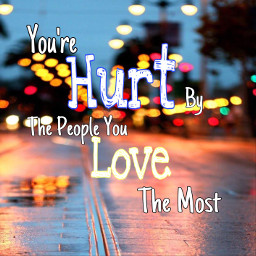freetoedit hurt love quotes realestic