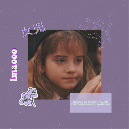 freetoedit emmawatson purple aesthetic