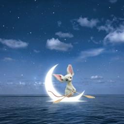 freetoedit mouse moon mouseonmoon