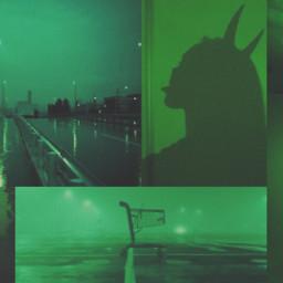 greenaesthetic green aesthetic noise neongreen freetoedit