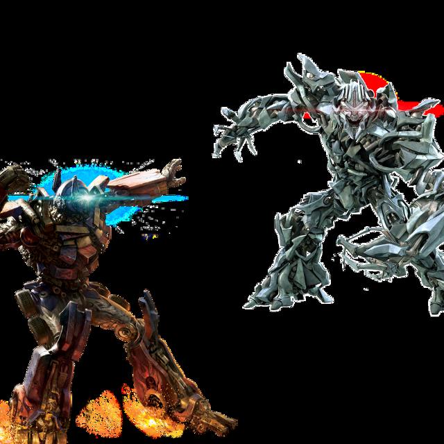 #Transformers #Optimusprime #Megatron Transformers Optimus prime vs Megatron 2007