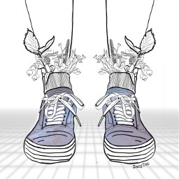 freetoedit galaxy shoes4fashion irclineart lineart