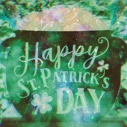 freetoedit happystpatricksday sparkleandshine
