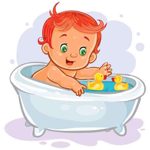 #small #kids #baby #boy #girl #stickers #colors #children #remixit #duck #freetoedit