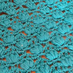 crochet artistic laine haut top