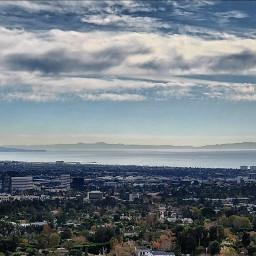 socal clouds vista losangelescalifornia losangeles