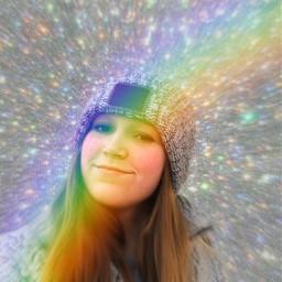 freetoedit glitter glitterbackground rainbow rainbowstroke fccreatefromhome createfromhome stayinspired