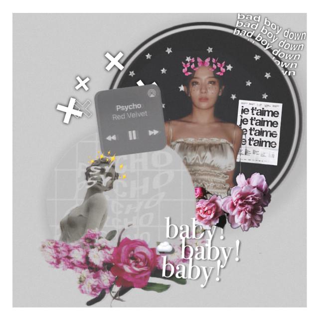 #seulgi #psycho #redvelvet #flowers #statue #lyrics #quotes #aesthetic #edits #girl #asian #pink #white #black #songs #badboy #silver #vintage #freetoedit