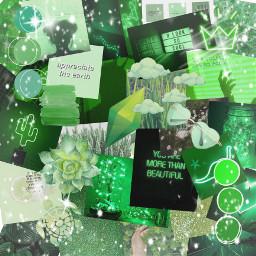 green aesthetic background greenbackground greenaesthetic freetoedit