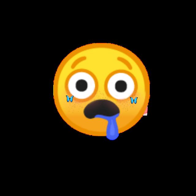 #emoji 😳+🤤
