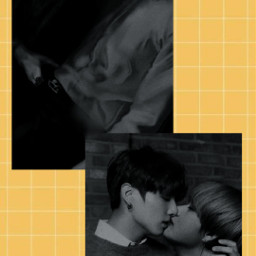freetoeditedit bts taekook vkook v
