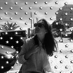 freetoedit creatfromhome blackandwhite stars aesthetic fccreatefromhome createfromhome stayinspired