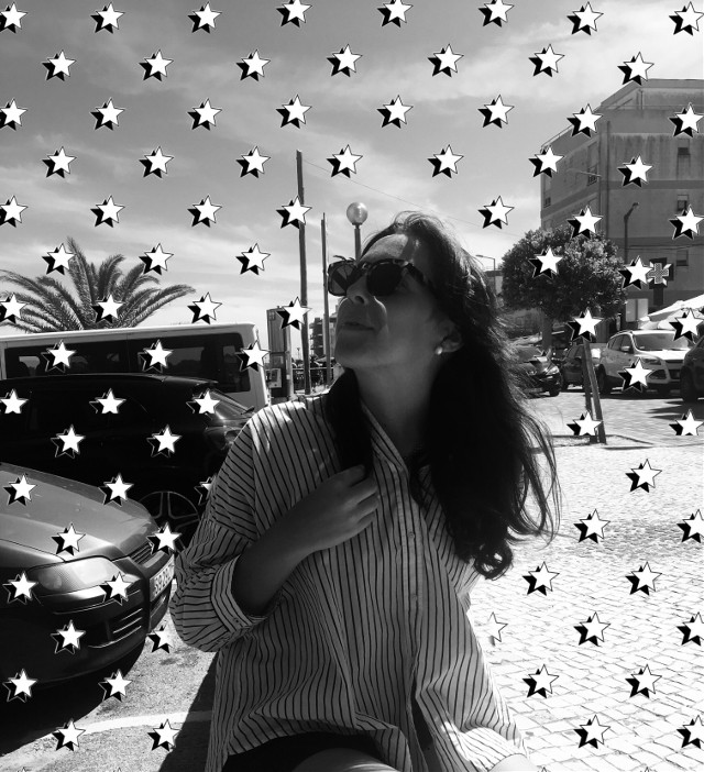 #freetoedit #CreatFromHome #blackandwhite #stars #aesthetic #summer #sun #fccreatefromhome #createfromhom #picsartedit #picsartedit