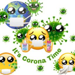 corona and corona freetoedit