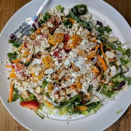 food salad foodpic foodpics yummy freetoedit pcartofcooking artofcooking createfromhome
