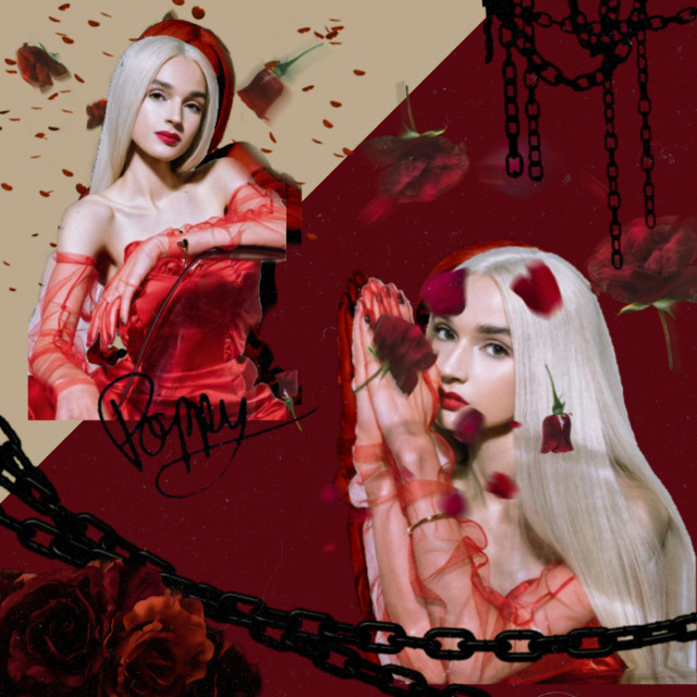 #freetoedit #remixme #createfromhome #poppy #poppyedit #poppycomputer #poppychurch #titanicsinclair #red #aesthetic #icon We'll be safe and sound 🌹⛓️🌹