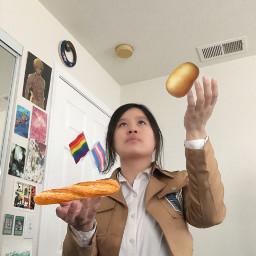 freetoedit choice potato bread baguette