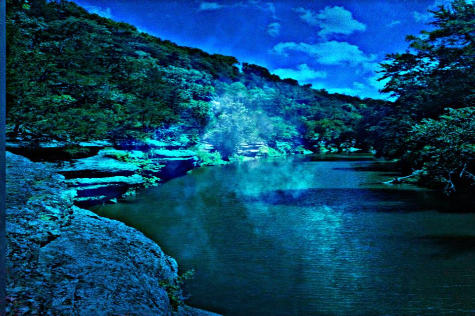 #freetoedit #remixed #water #lake #rock #cliffs #trees #nature #doubleexposure #overlayeffect #hdreffect