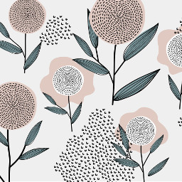 background backgrounds andreamadison pattern flowers freetoedit