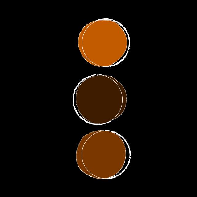 #freetoedit  #круги #разноцветныекруги #круг #коричневыекруги