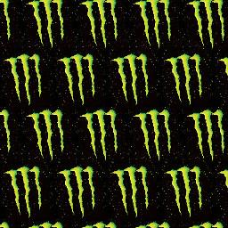 monster background egirl aesthetic black freetoedit