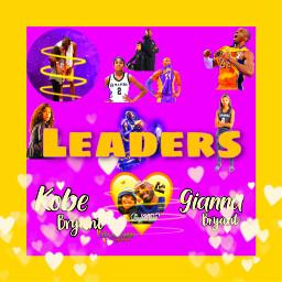 leaders basketball lakers freetoedit