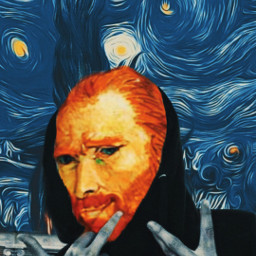 freetoedit vangogh vang vangoghxstickerremix vangough