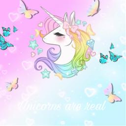 unicornsarereal unicornstickers interesting freetoedit